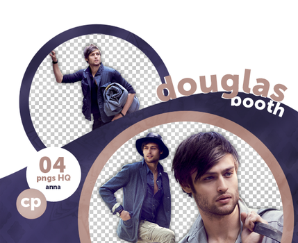 Pack Png 926 // Douglas Booth by confidentpngs