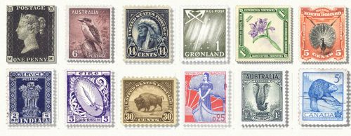 Windows Icons - Classic Stamps Set 1 by Nastino47