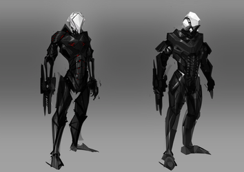 Unused robos by Tapwing