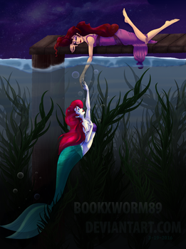 Meg and Ariel, OTP by bookxworm89
