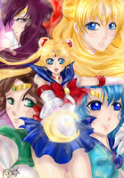 All together by BriniChan