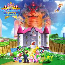 Rise of the Mushroom Kingdom - Chapter 1 by yugioh1985