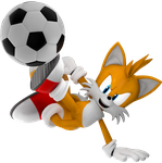 Tails Soccer! by Spinosaurusking875