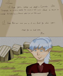 DBB: A letter from home by RedStars7