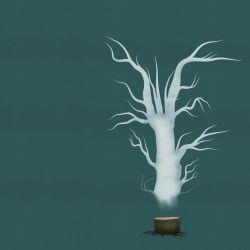 GUYG 01: Tree-Ghost by vicioussuspicious