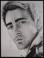 Lee Pace by masterrussia