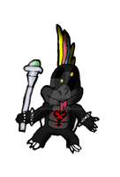 Lemmy Koopa Heartless KH Jurassic Revolution by DrPingas