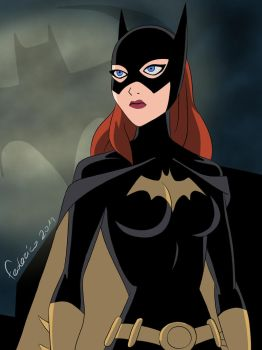 Batgirl - The Killing Joke by mrwhite84