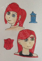 My Galway Girls - Doctor Who and Transformers OC by Tomboyhns