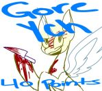 Mlp Gore YCH Open by SpaazleDazzle