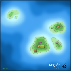 Mapa Region Alba 2 by RoxasKD
