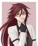 Grell Sutcliff by Es-Shiver