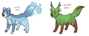 Deity Adopts // closed by lonely-dog-song