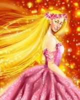 Rapunzel by thecarefree
