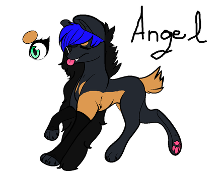 Angel Ref by AciidFang