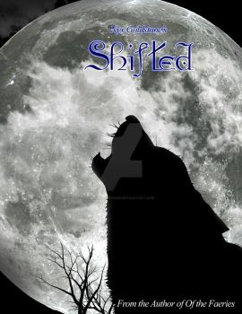 Shifted - Book Cover by nyxgoldstone