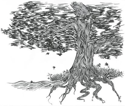 Tree by Between-Winds