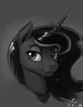 Daily Doodle 417 by Amarynceus