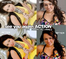 see you again ACTION by JonasFan93