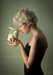White Rabbit by KittyKitty-BangBang