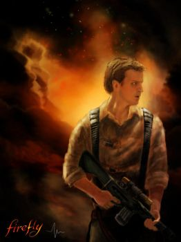 Firefly - The Battle Of Serenity Valley by ArtYouAlive