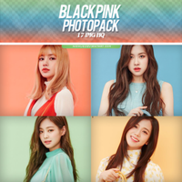 BLACKPINK PHOTOPACK #1 by Nighlie