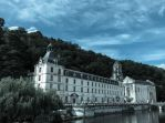 Abbey of Brantome by FubukiNoKo