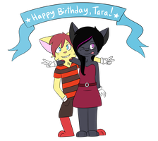 Happy 18th Birthday Tara! by x-Tomorrow
