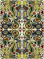 Paisley Coloured by LorraineKelly
