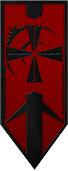 Ordo Imperialis - Terran Republic Flag by Xoza