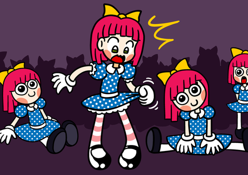 Doll Factory 3 by Alenonimo