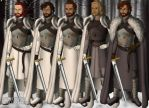 White Guards of Radour. by fanfictionaxis
