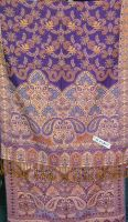 Purple Pashmina by zamir