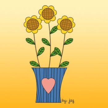 Sunflowers by myspinster