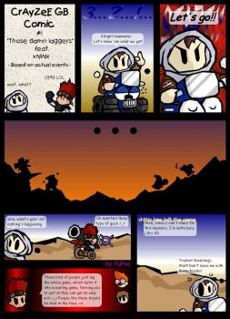 Gunbound Comic Entry thing by FuPoo