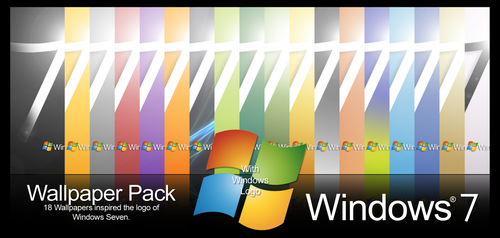 Seven Wallpaper Pack by crz4all