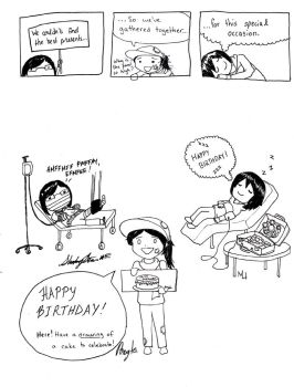 Qwesime bday quest 2012: Le Final by Ponyta