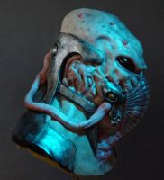 Roswell Survivor painted2 by ArtNomad
