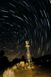 Windy Stars by steverobles