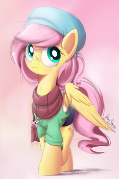 I was cute before it was cool by Bugplayer