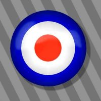 RAF Roundel by CitizenJustin