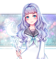 |AT| Ido - part time magical girl ~ by idekSam