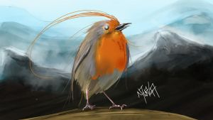 The Bird is the word by Mpilo187