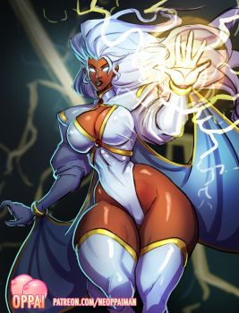 Storm by Oppaiman