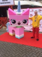 Me and Unikitty by CCB-18