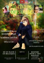 Le chaos organis (the organized chaos) by LittleAmberd