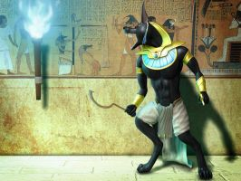 Anubis by DarkoTheBeauceron