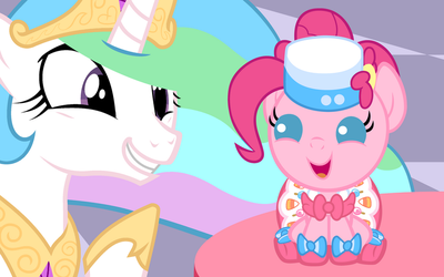 The Place for ME- For PINKIE! by Beavernator