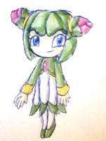 cosmo the seedrian by ninpeachlover