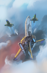 Altrian M.P.D. Expeditionary Force by william5678